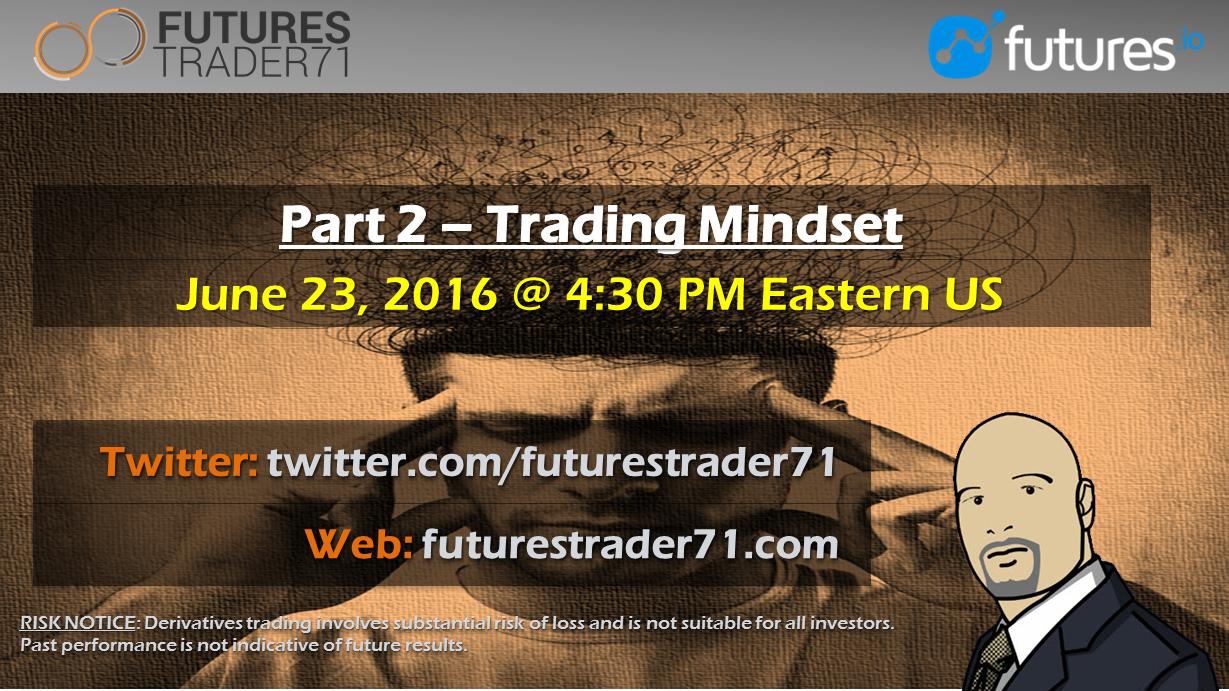 Trading Mindset Webinar