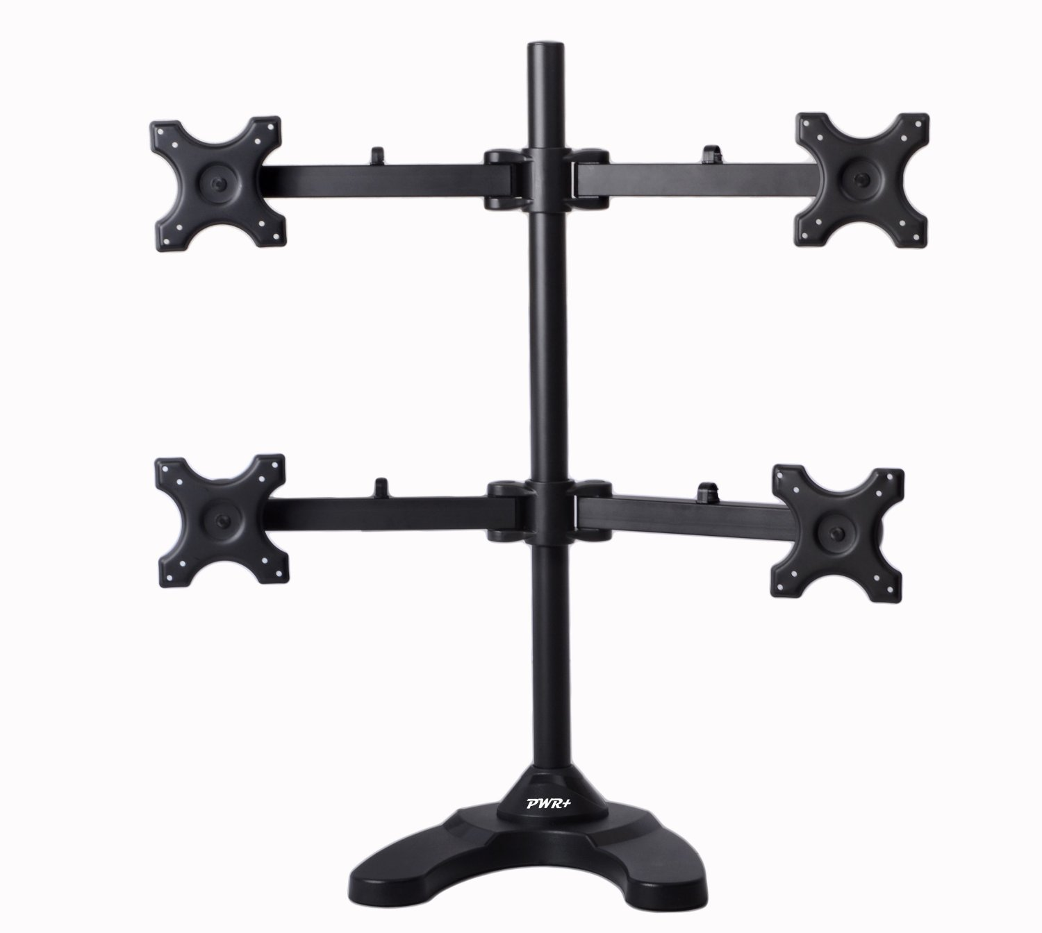 Pwr+ Quad Monitor Stand